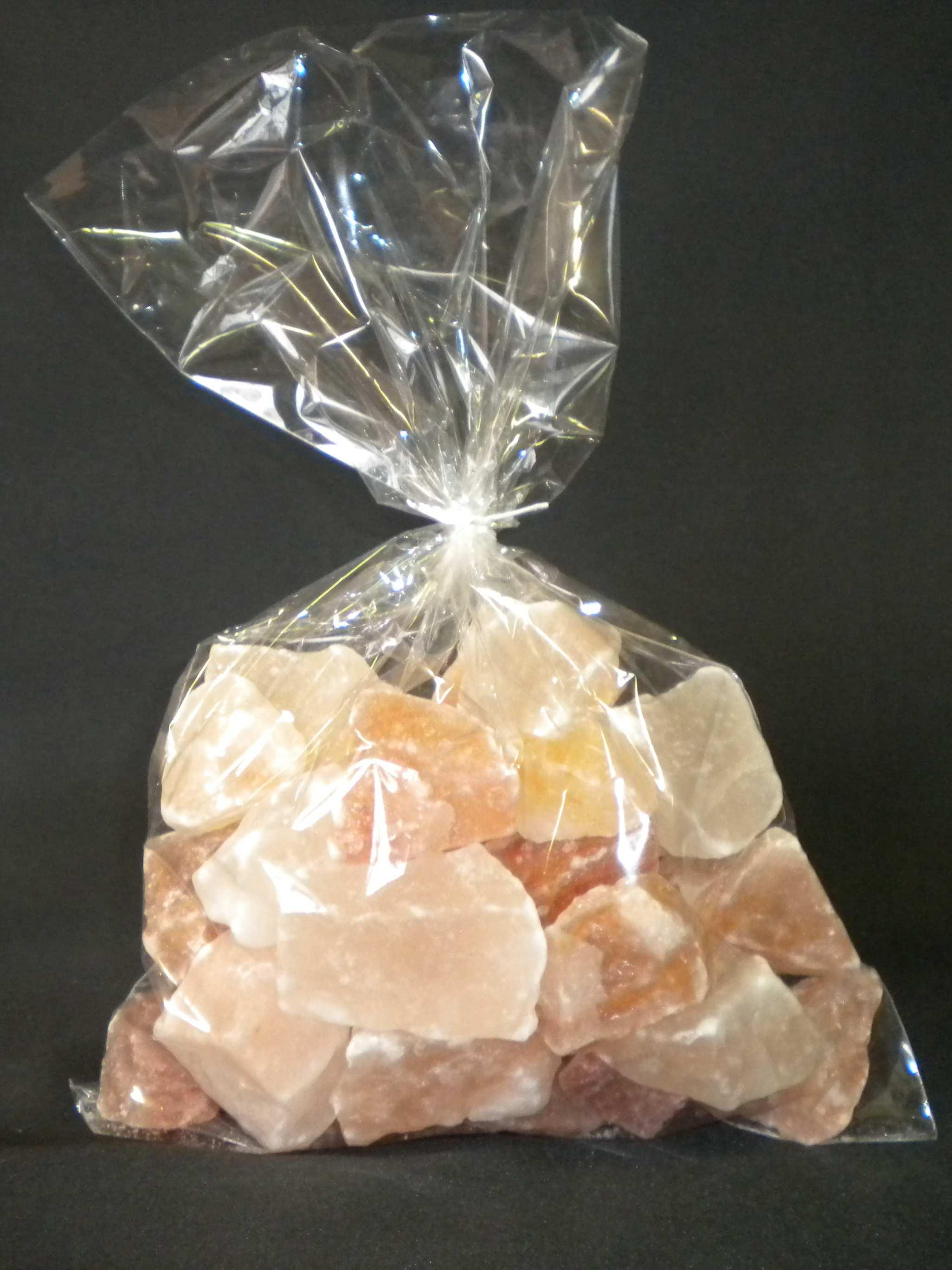 cds 01 cubetti di sale rosa cm23 da usare per i bagni di sale per inalazioni nelle saune etc sacchetto da kg 1 euro 180