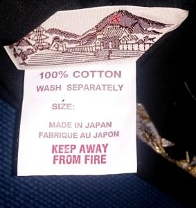 etichetta-kimono